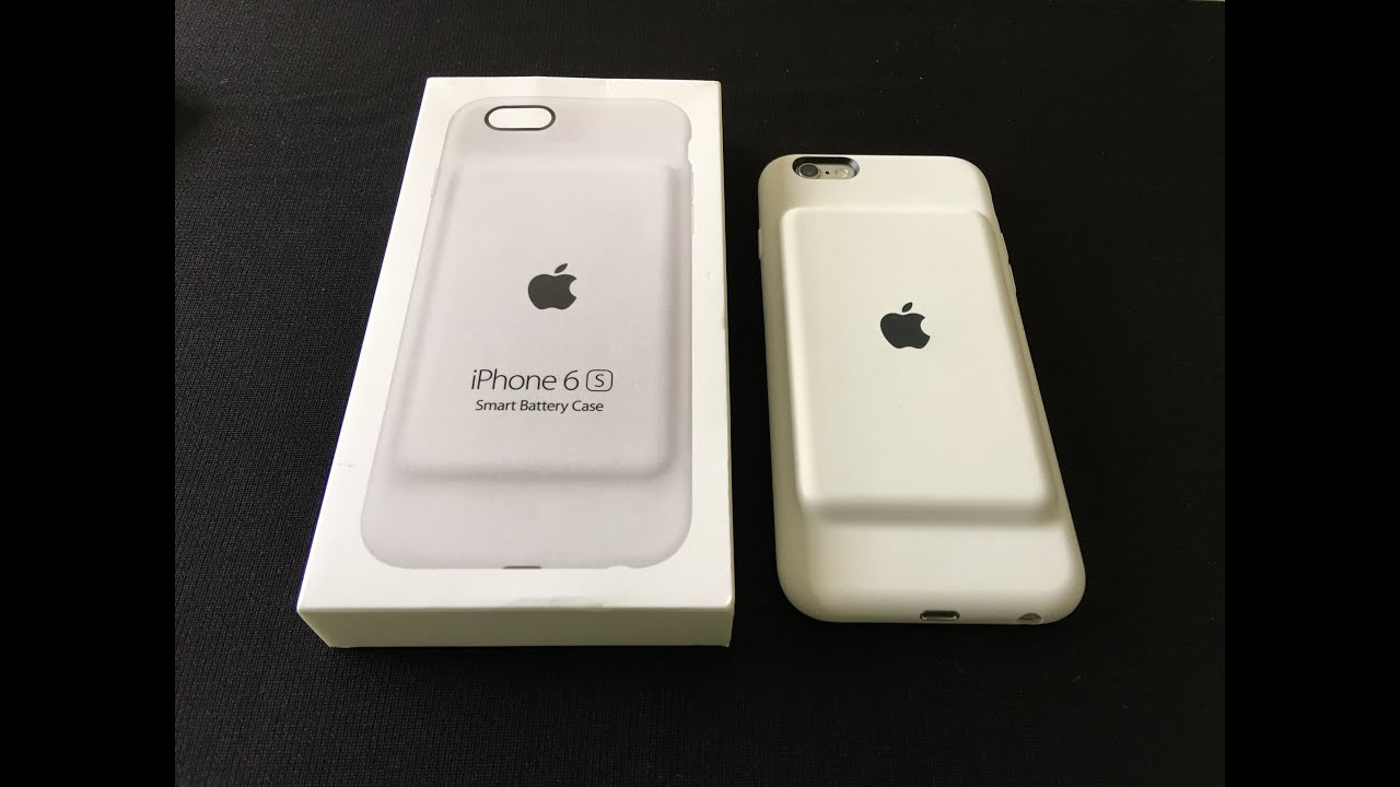 iphone 6 smart case apple