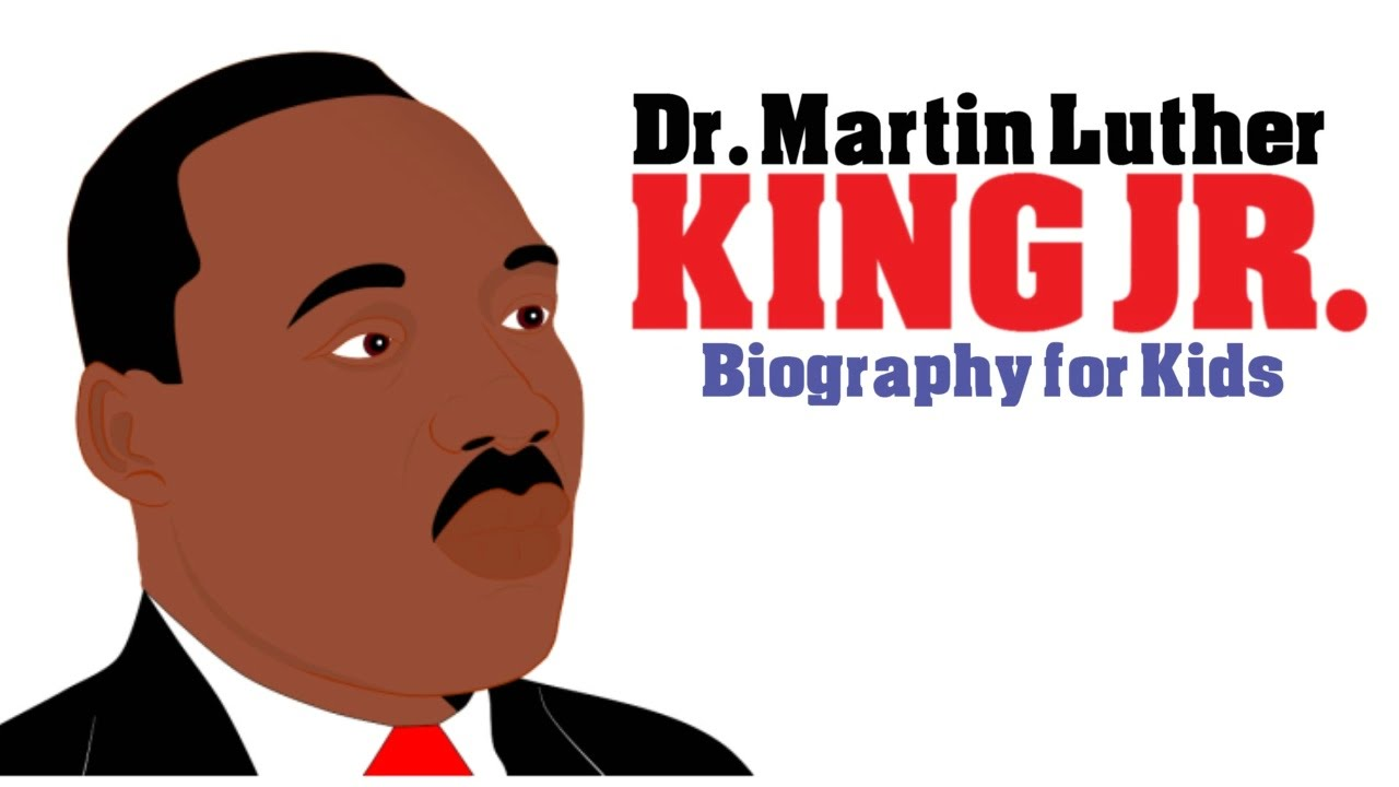 Fun Cartoon On DrMartin Luther King Jr For Kids Dr Martin Bio Black History Month