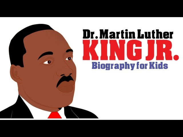 For Kiddies And Adults Dr Martin Luther King Jr Facts