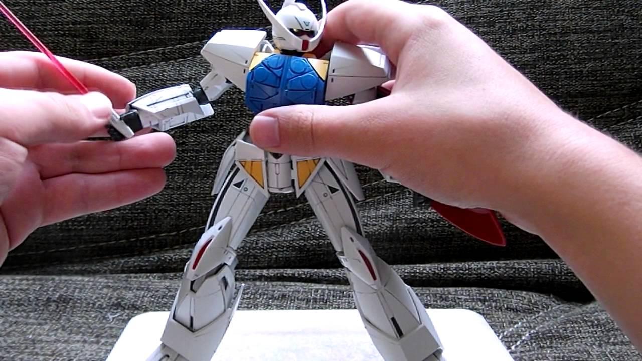 Recenzja Master Grade 1 100 Wd M01 Turn A Gundam Youtube Mg Rx78 2 Verka 114215