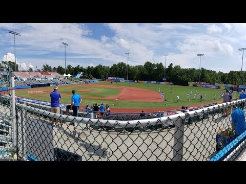 A Tour Of Dutchess Stadium, Home Of The Hudson Valley Renegades (Highlights 7/31/18)