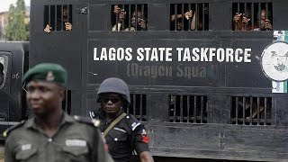 18 dead in enforcement of Nigeria COVID-19 lockdown - report
