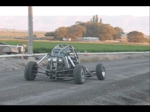 My Edge Barracuda Dune Buggy, The Full Build and Test Drives