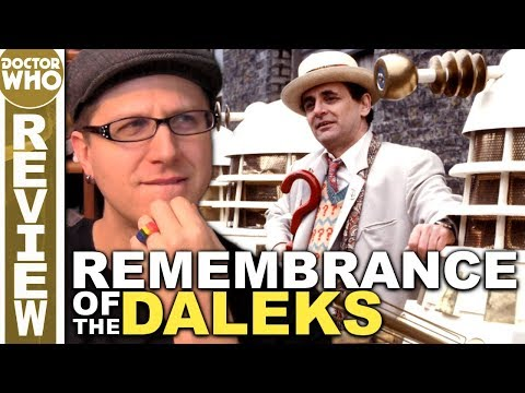 Classic Doctor Who Review - Remembrance of the Daleks