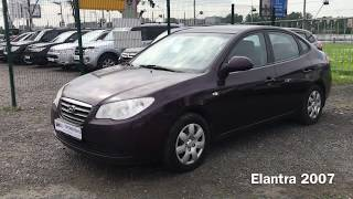 Hyundai  Elantra (10 лет в 1 руках). Что купить за 350000 на автомате?! #ФормулаРыжкова №73(, 2017-07-30T10:51:38.000Z)