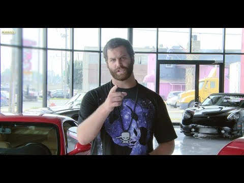 Harley Morenstein: Top 5 Car-Chase Clichés - CAR and DRIVER