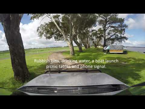 Meredith Park Campground - Colac - Victoria