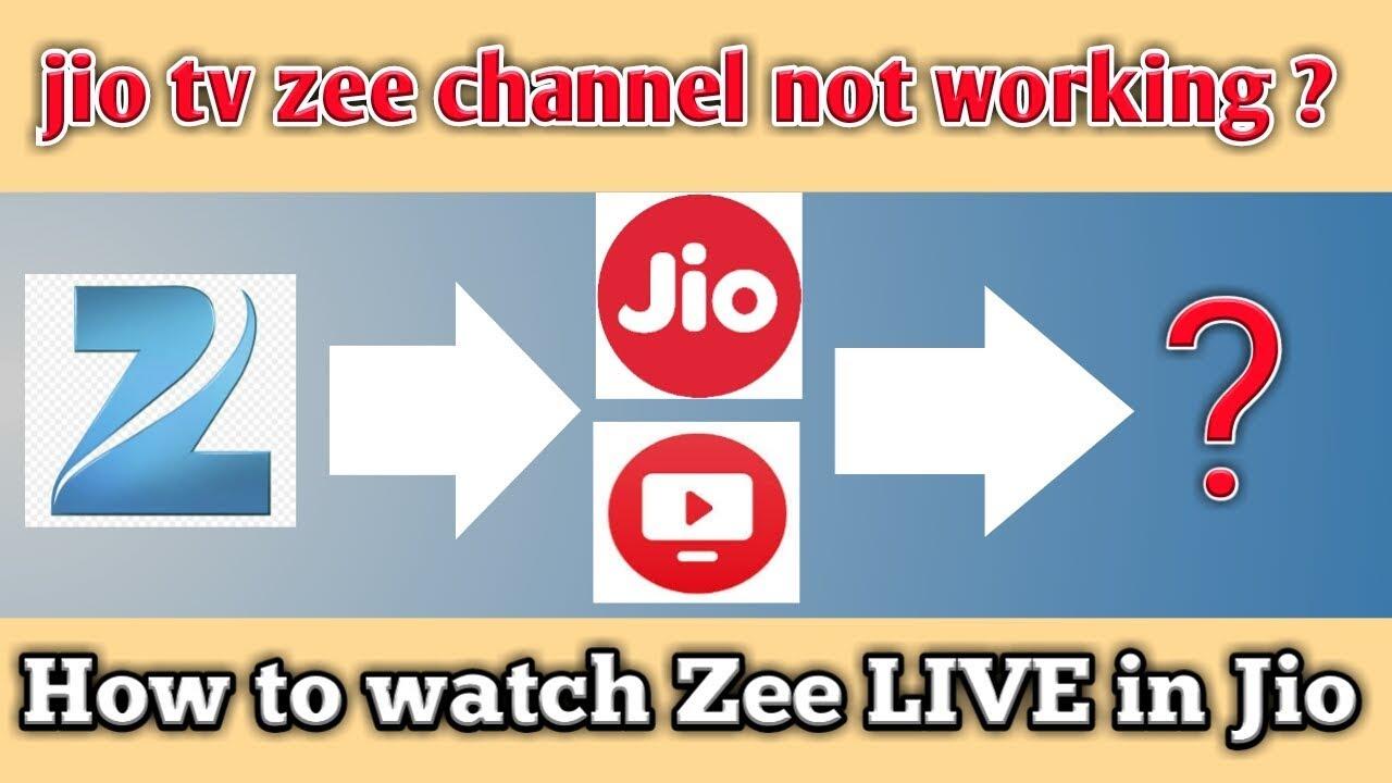 jio tv zee tv live not working || Zee5 app download