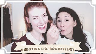 Answering Lightning Questions and Birthday P.O. Box Unboxing!