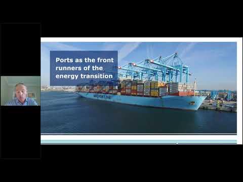02/07/2020 webinar - 'Ports Green gateways to Europe'