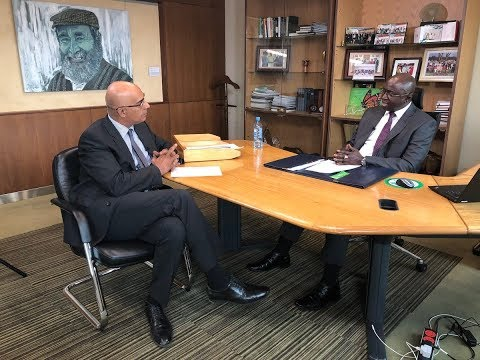 Interview with Lamin Manjang MD and CEO Standard Chartered Bank, Kenya