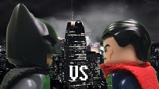 Lego Batman v Superman: Dawn of Justice