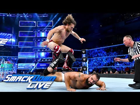 Daniel Bryan vs. Rusev - Men's Money in the Bank Qualifying Match: SmackDown LIVE, May 8, 2018