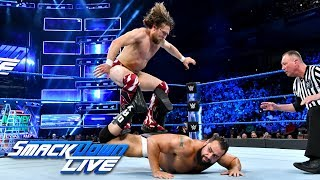 Video Daniel Bryan vs. Rusev - Men's Money in the Bank Qualifying Match: SmackDown LIVE, May 8, 2018 download MP3, 3GP, MP4, WEBM, AVI, FLV Juni 2018