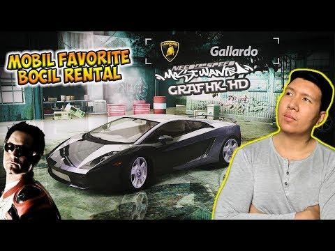 Mendapatkan Gallardo Di Need For Speed Most Wanted Grafik HD