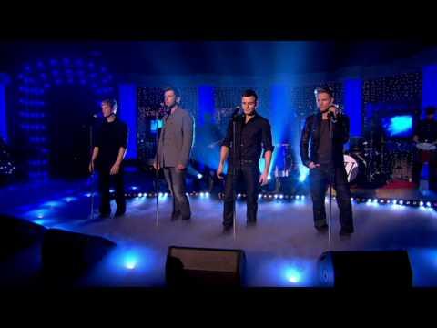 Westlife - I'll See You Again [Paul O'Grady 4-12-2009]