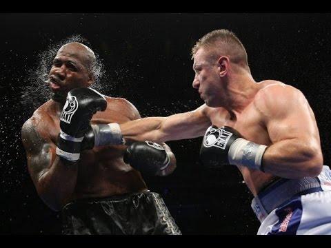 Tomasz Adamek vs Travis Walker ( Full Fight )
