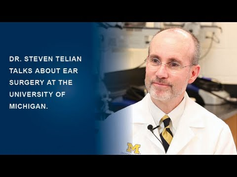 Ear Surgery at University of Michigan Health System