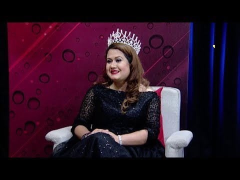 BEAUTY PROTOCOLS COULDN'T STOP HER | MRS. NEPAL GLAM, ELIZA MAHARJAN | THE EVENING SHOW AT SIX