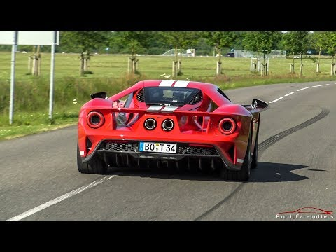 Supercars Accelerating - Agera RS ML, Twin Turbo Ford GT, F12 N-Largo S, 700HP Supra, Aventador SV !
