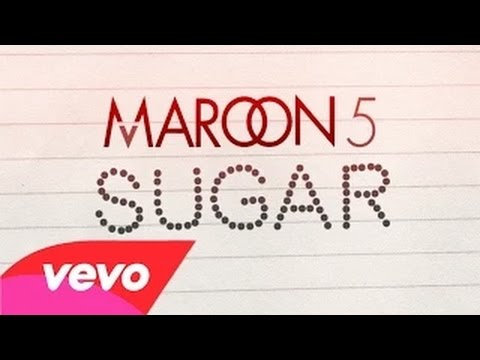 Maroon 5 - Sugar Audio Vevo