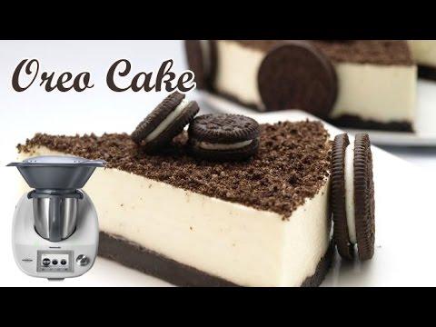 Oreo Cake Thermomix Tm5 Youtube