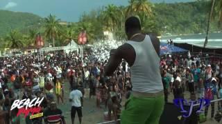 s carter bubbles live performance 2016 beach o rama