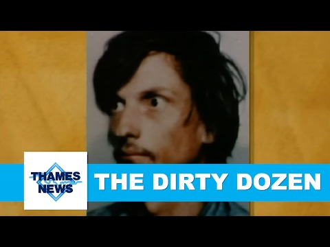 The Dirty Dozen | Thames News Archive Footage