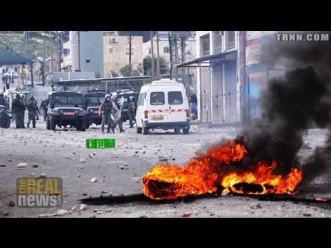 Undercover police in Jerusalem protests