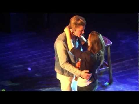 Cody Simpson - Not Just You (Tivoli Utrecht NL, 03/14/13)