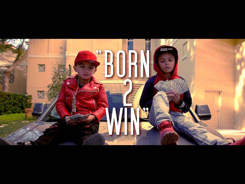 "YP ""BORN 2 WIN"""