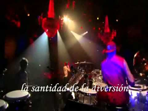 Red Hot Chili Peppers - Dance dance dance subtitulado en español