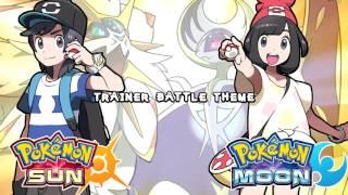 Pokémon Sun & Moon - Trainer Battle Theme Remix