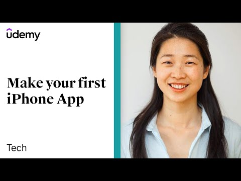 How To Make An IOS APP | App Development Tutorial | Udemy Instructor, Angela Yu