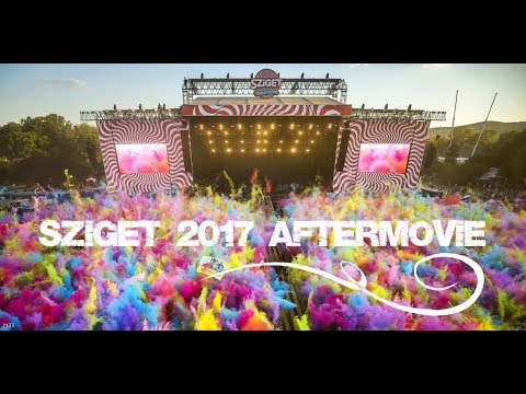 SZIGET festival 2017 | MY AFTERMOVIE
