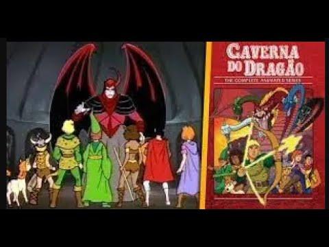 Caverna do Dragão - Episódio 26 - A Caverna Das Fadas Dragões