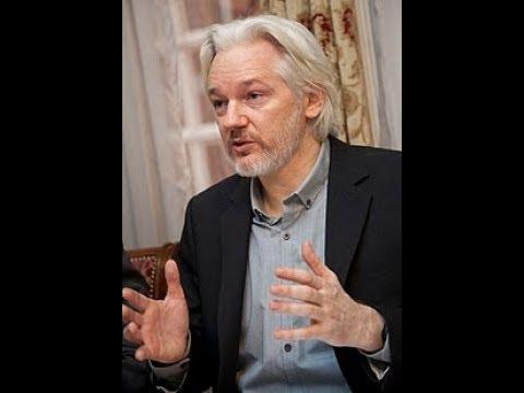 Julian Assange Called To Testify Before Senate Intelligence Committee