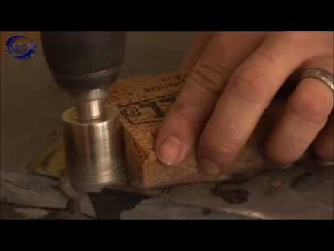 How Do I Drill Holes Into Slate Drilling Tiles With 365 Diamond Bits