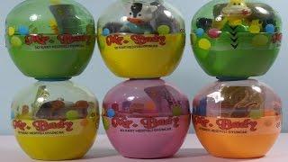 Kurmalı Oyuncak Sürpriz Yumurta Açımı - Minik Kurmalı Wind Up Toys Oyuncak Sürpriz Yumurtalar izle