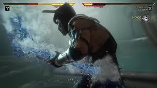 Mortal Kombat 11 Jade vs Sub-Zero / Видео