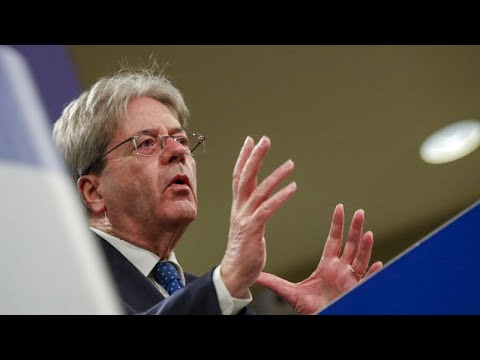Eurozone's rising debt likely to equal its wealth for first time, says EU's Gentiloni