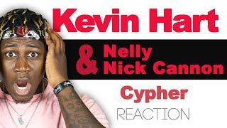 Kevin Hart, Nelly, Nick Cannon - Real Husbands Of Hollywood Cypher (2LM Reaction)