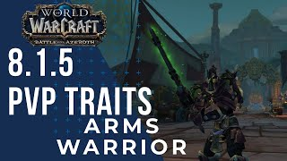 Arms Warrior Overview - The Loot District
