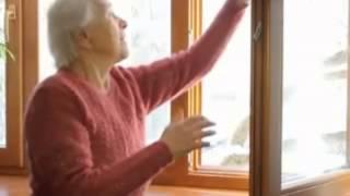 Завод Салют - Видео отзыв клиента. Окна из сосны(Завод