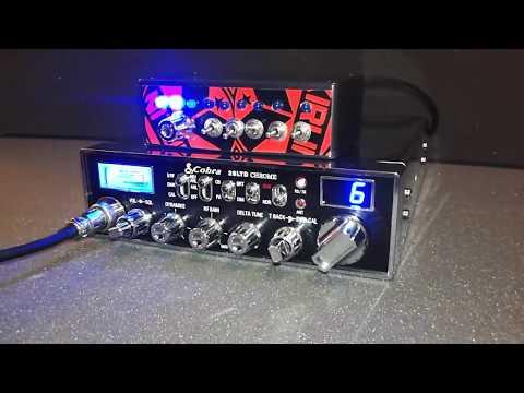 Cobra 29 con caja Llamadores CB SHOP MR.X