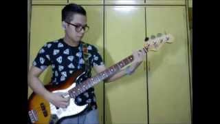 TREASURE (Bass Cover with SOLO) - Bruno Mars