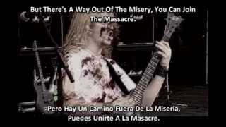 Bloodbath - Brave New Hell [Lyrics Y Subtitulado Al Español]