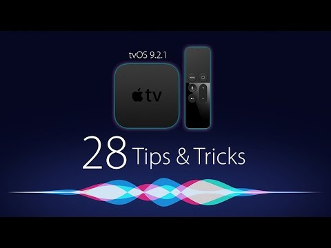 28 Tips and Tricks for the New Apple TV