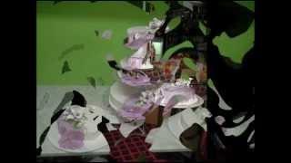 Торты на заказ в Волгодонске(Эксклюзивные свадебные торты от Галины тел.89185721600., 2012-02-28T19:10:58.000Z)