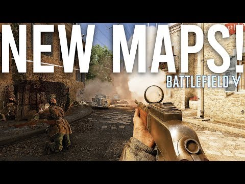 New Maps are out! - Battlefield 5